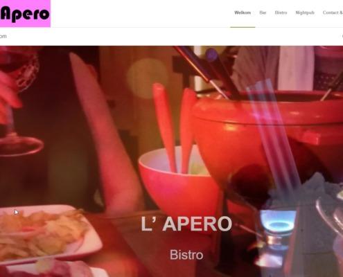 Nachtbar-bistro-pub l'Apero