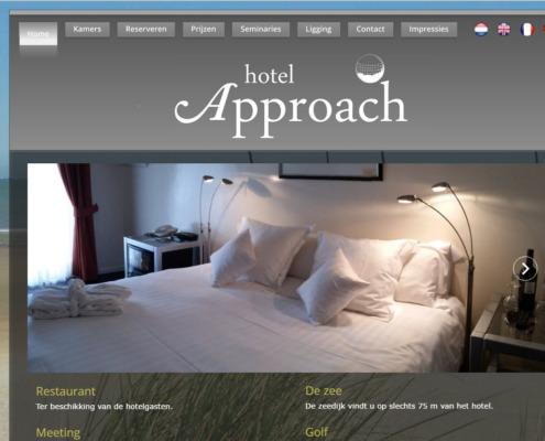 Hotel Approach - Knokke